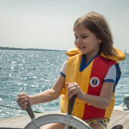 Young Leukemia Patient Sails with Valiant Voyages on 1911 Ship