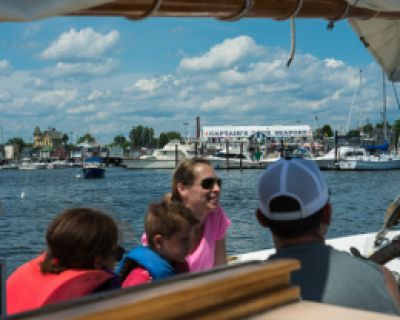 Valiant Voyages Makes First Trip from Captain's Cove Seaport